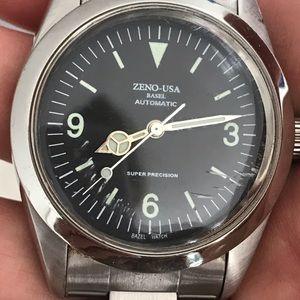 Zeno-USA Basel Auto Super Precision Watch